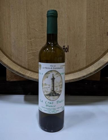 Caja Vino Blanco Dulce - 0,75L  (Caja 6u)
