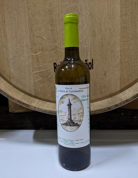 Caja Vino Blanco Macabeo - 0,75L  (Caja 6u)
