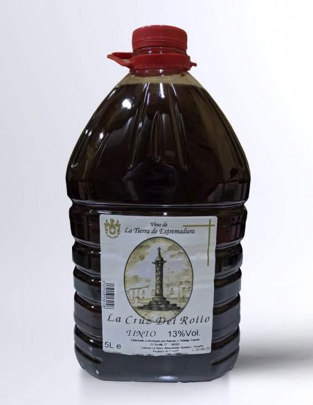 Caja Vino Tinto Cosecha - 5L (Caja 3u)