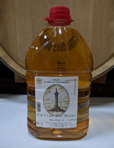 Caja Vino Blanco Cosecha - 5L (Caja 3u)