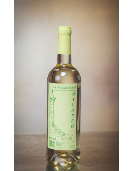 Vino Blanco Macabeo